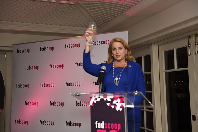 2019 FedScoop 50 Awards Reception