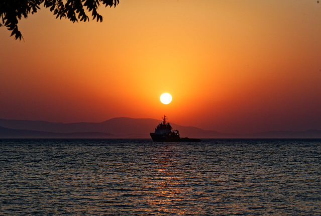 Chios - A new day begins