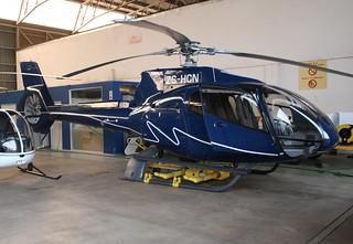 Eurocopter EC130 ZS-HCN Grand Central 18/09/18