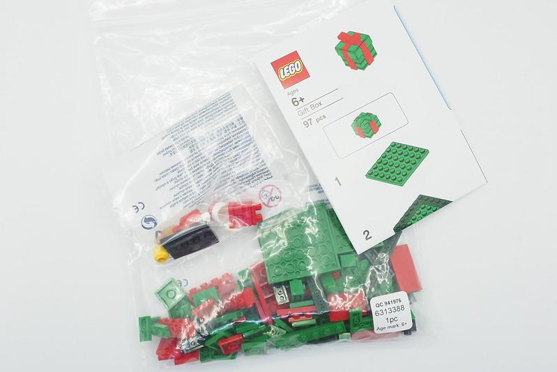 LEGO Santa Gift Box GWP