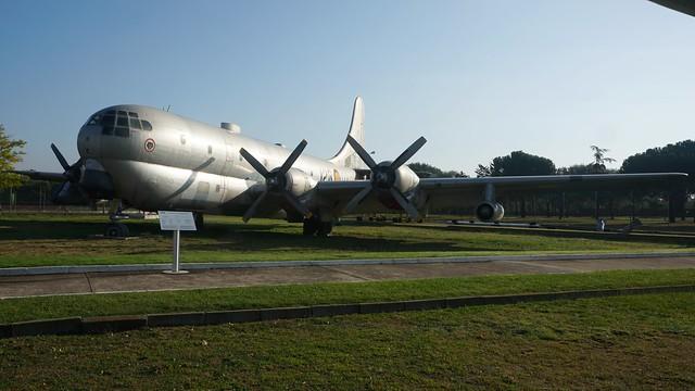 Boeing 367-76-66 KC-97L Stratofreighter 53-0189 / TK.1-03 in Madrid