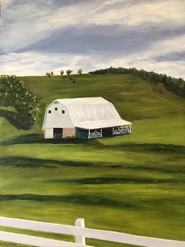 Mountain Barn 30