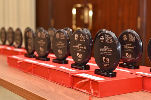 The World CIO 200 Summit - Kuwait