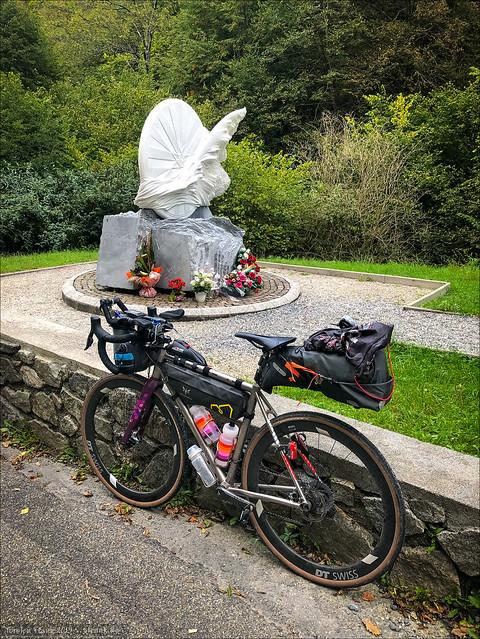 Casartelli Memorial and Drifter