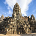 Interior del Angkor Wat