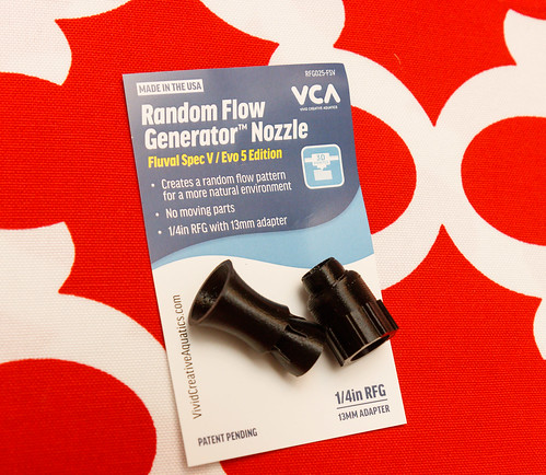 Vivid Creative Aquatic Random Flow Generator for Fluval Spec Aquariums
