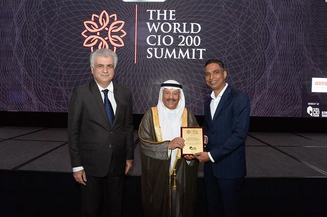The World CIO 200 Summit - Bahrain