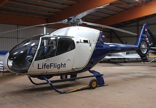 Eurocopter EC120 D-HKMM Hangelar 30/07/15