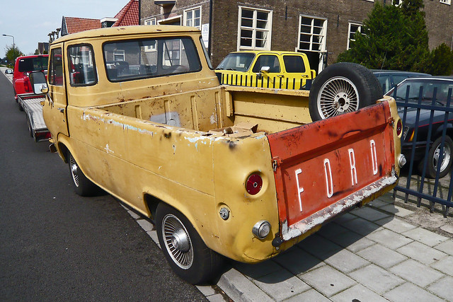 Ford Econoline Pick-Up Truck (1170188)