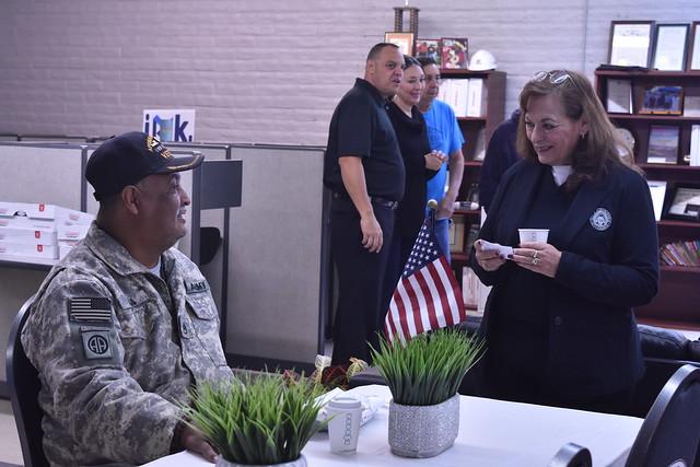 Veterans Appreciation Breakfast