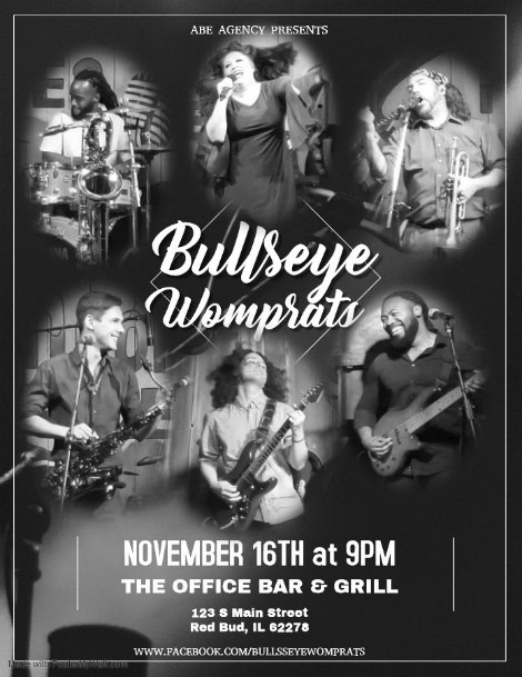 Bullseye Womprats 11-16-19