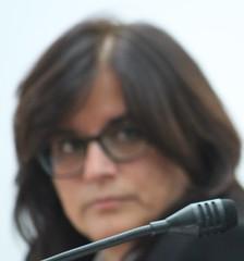 Il consigliere Giannalisa Zaccheo