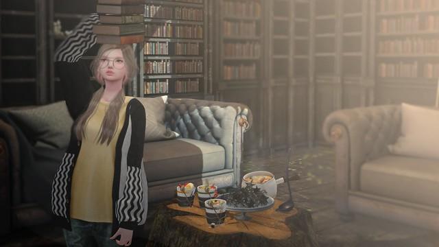 読書と食欲の秋
