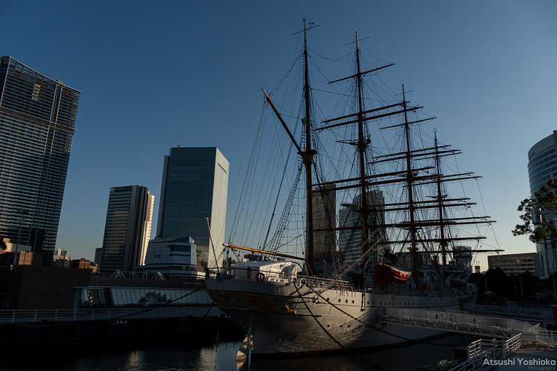 SONY α6600 Photography in Yokohama