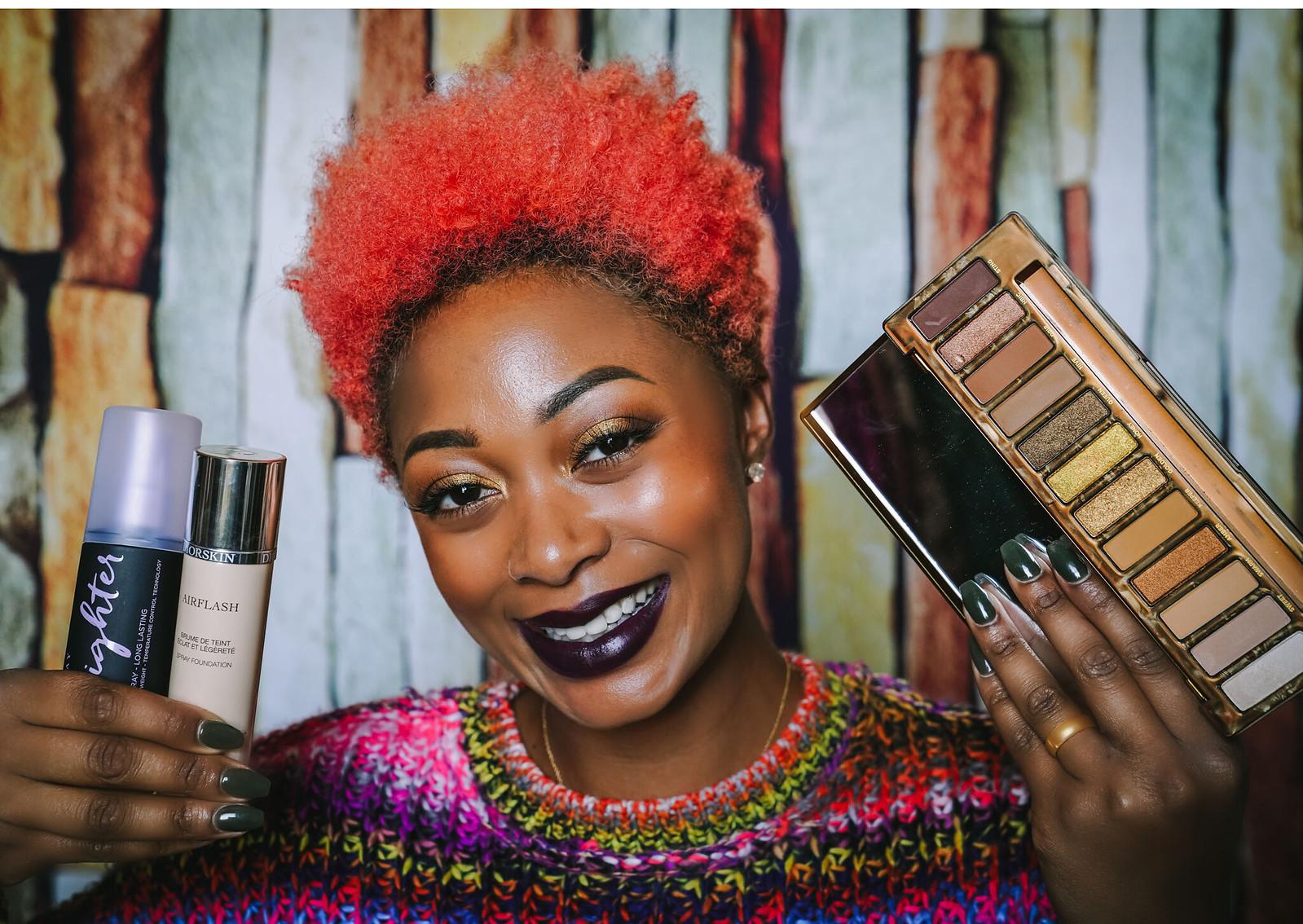 Nordstrom Beauty makeup tutorial