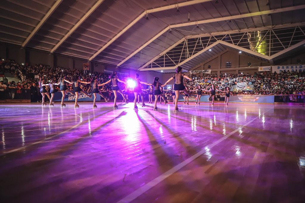 """2019-11-08 PRENSA: Acto de Inauguración del Sector Polideportivo del Centro Cultural y Deportivo """"La Superiora"""""""