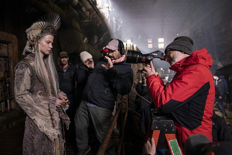 Filming See series
