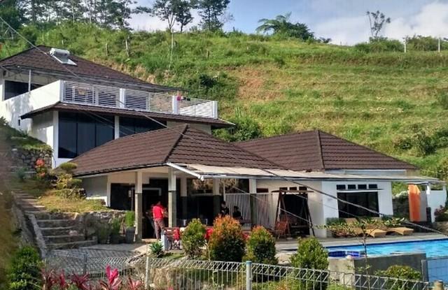 Sewa Villa Murah di Gunung Sahilan, Kampar