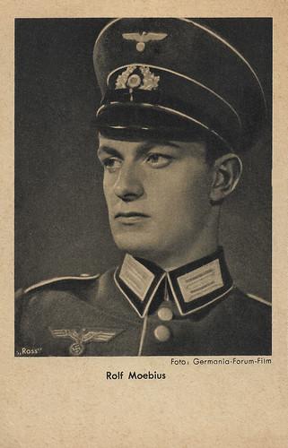 Rolf Moebius in Das Gewehr über (1939)