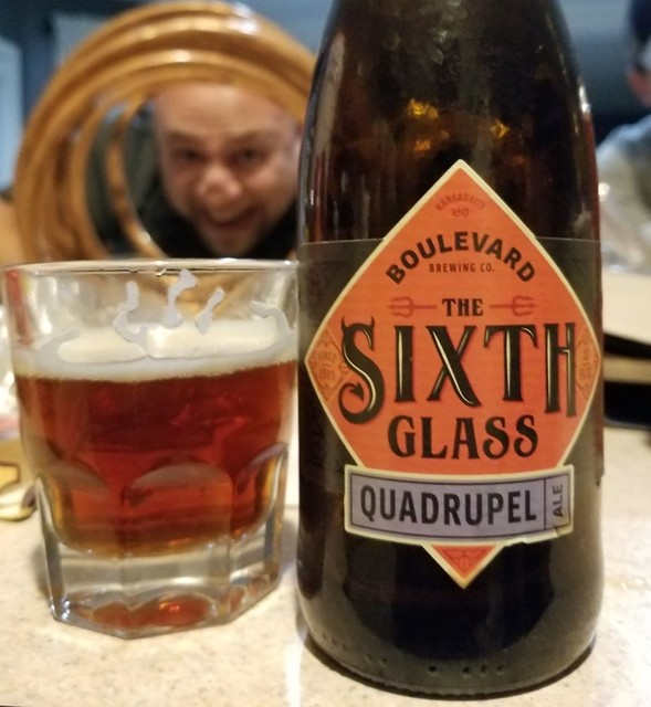 The Sixth Glass (and Nate)