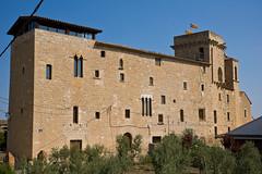 El castell de La Floresta / La Floresta castle
