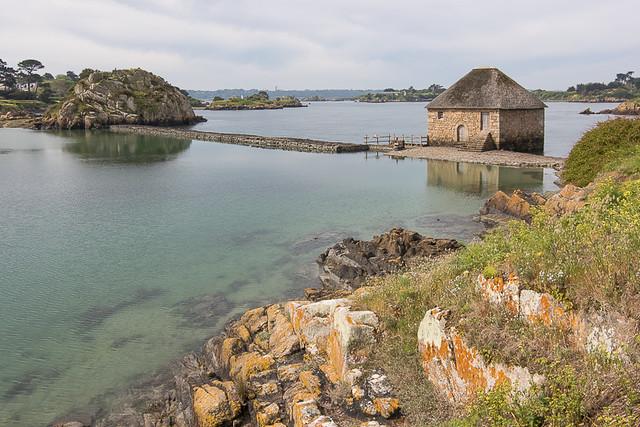 Moulin à marée (Île de Bréhat)