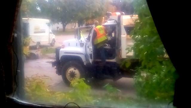 City trucks - HTT Menominee Michigan