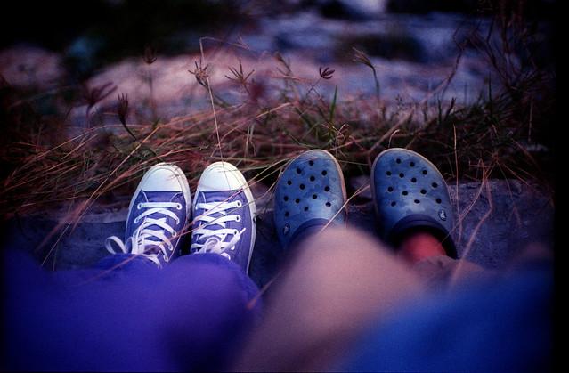 Shoes talk