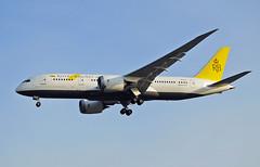 V8-DLE Royal Brunei Boeing 787-8 Dreamliner