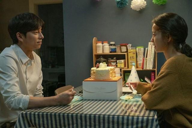 "The movie posters & stills of the Korean  movie"" Kim Ji-Young , Born 1982"" at Taipei Golden Horse film festival, Nov, 2019"