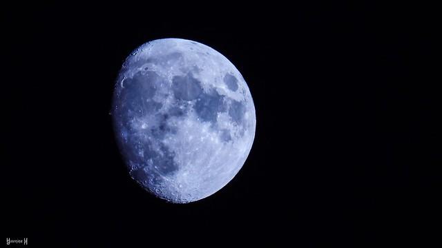 Moon - 7680
