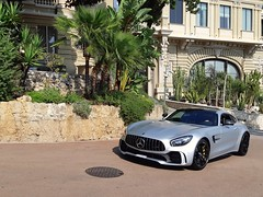 Mercedes ÷  Monaco 2018