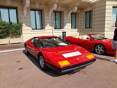 Ferrari 512BB ÷ Monaco 2019