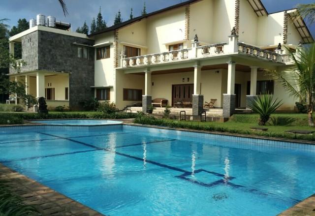 Sewa Villa Murah di Bandung, Serang