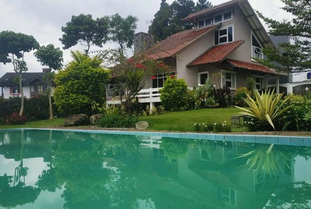 Sewa Villa Murah di Sanga Desa, Musi Banyuasin