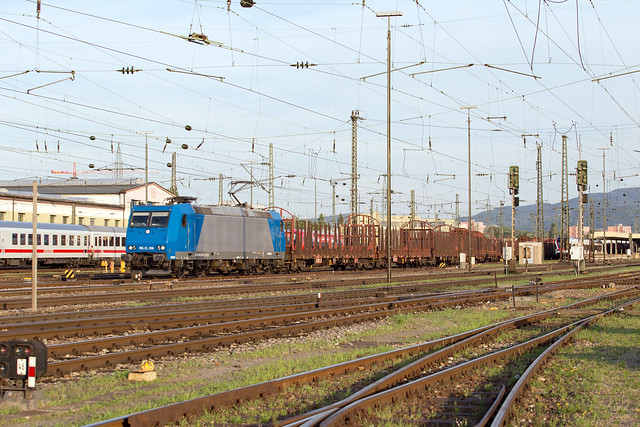 Alpha Trains 185 506 Basel Bad