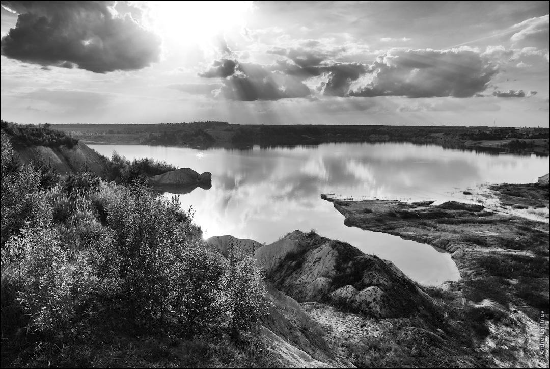 Карьер Каменка, Беларусь