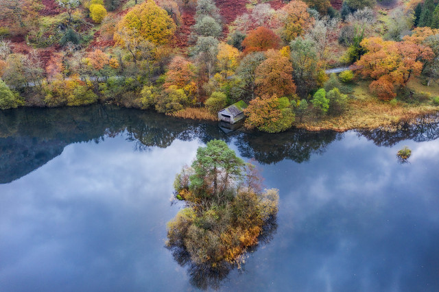 Rydal Boat House Air