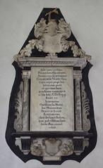 William Vesey 1699