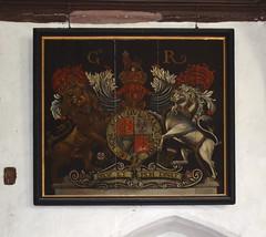 George I royal arms