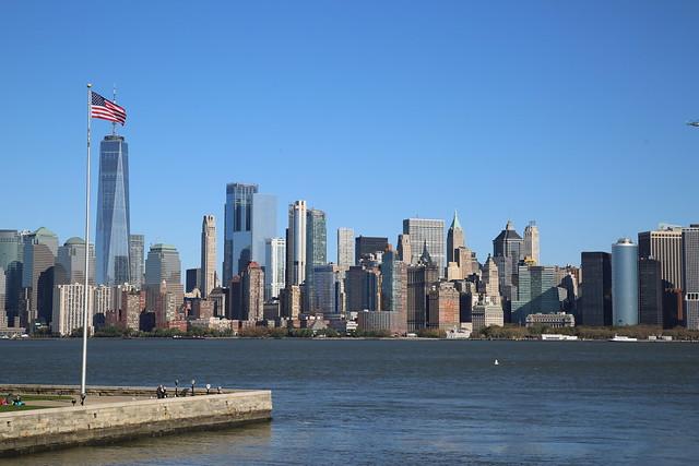 Visit to Liberty Island