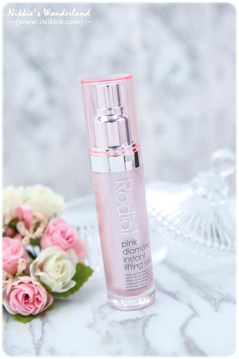 Lookfantastic 台灣站 註冊教學 x Rodial 粉鑽光緊緻精華 Pink Diamond Instant Lifting Serum (30ml)