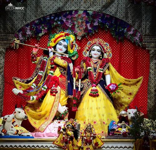 ISKCON Pune NVCC Deity Darshan 09 Nov 2019