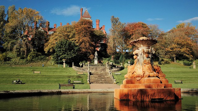 Miller park, Preston Lancashire