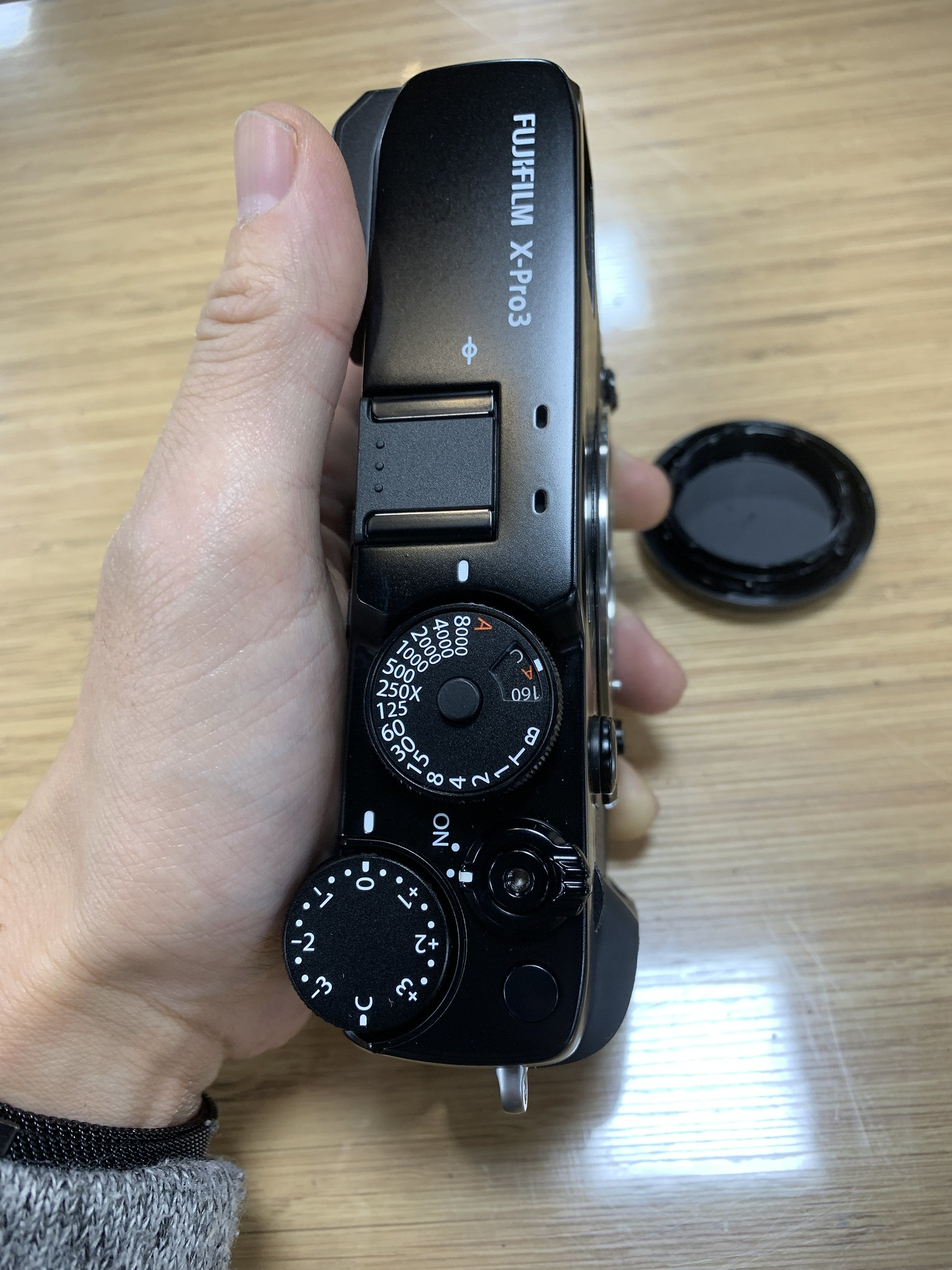 Fujifilm X-Pro3 sample test