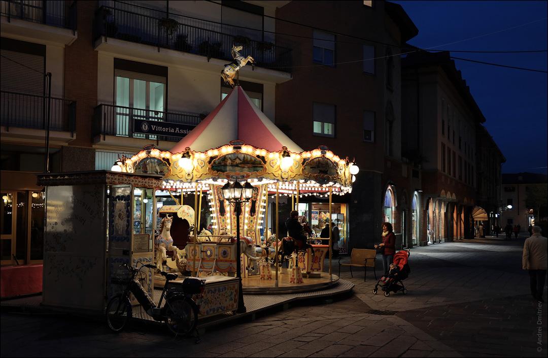 Бусто Арсицио, Италия