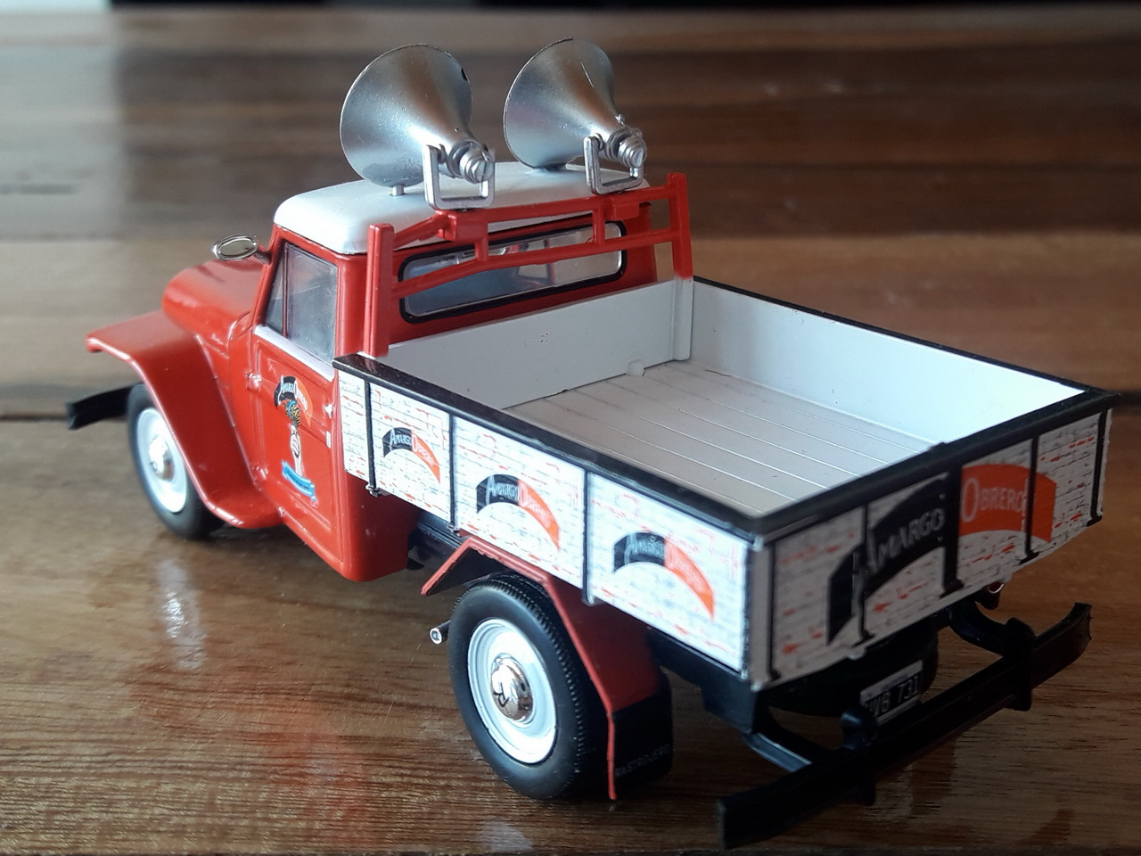 IAME Rastrojero Diesel - 1962