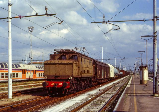 FS E 626.427 Fidenza 29/09/1990