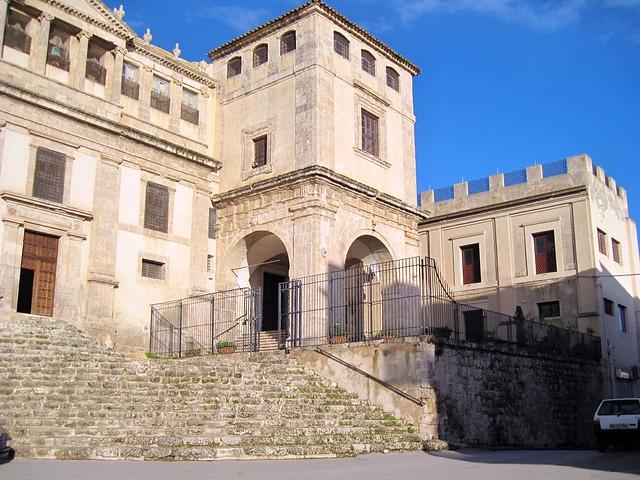IMG_0112 -  i luoghi del gattopardo - palma di montechiaro - monastero delle benedettine