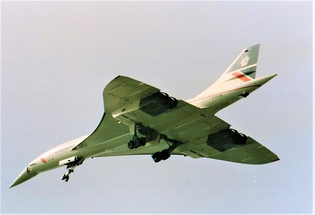 G BOAB Farnborough Flypast 2